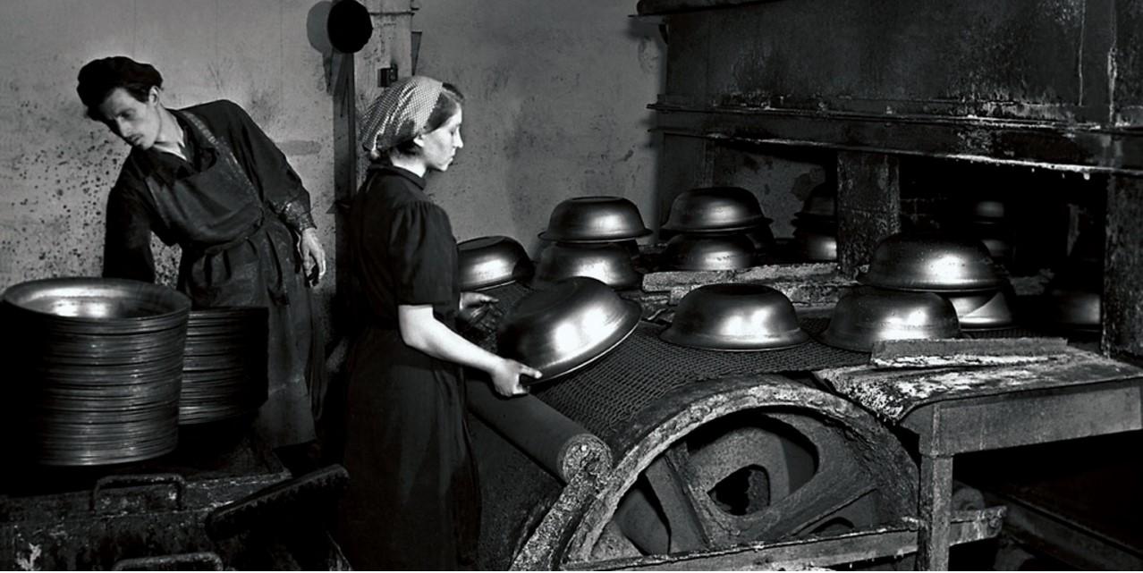 Челябинск. Цех по производству алюминиевой посуды (1951)
