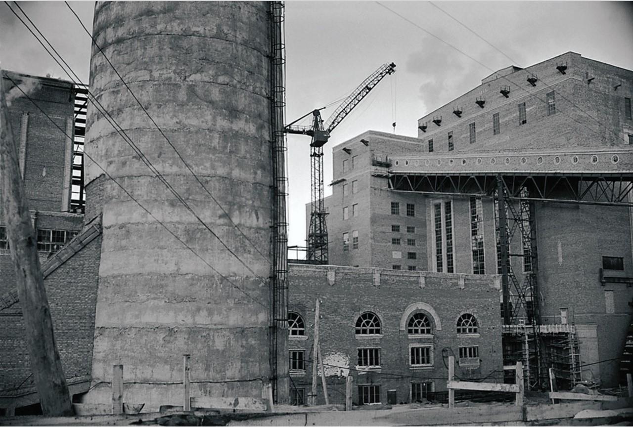 Южноуральск. Южноуральская ГРЭС. Окончание строительства (1952)