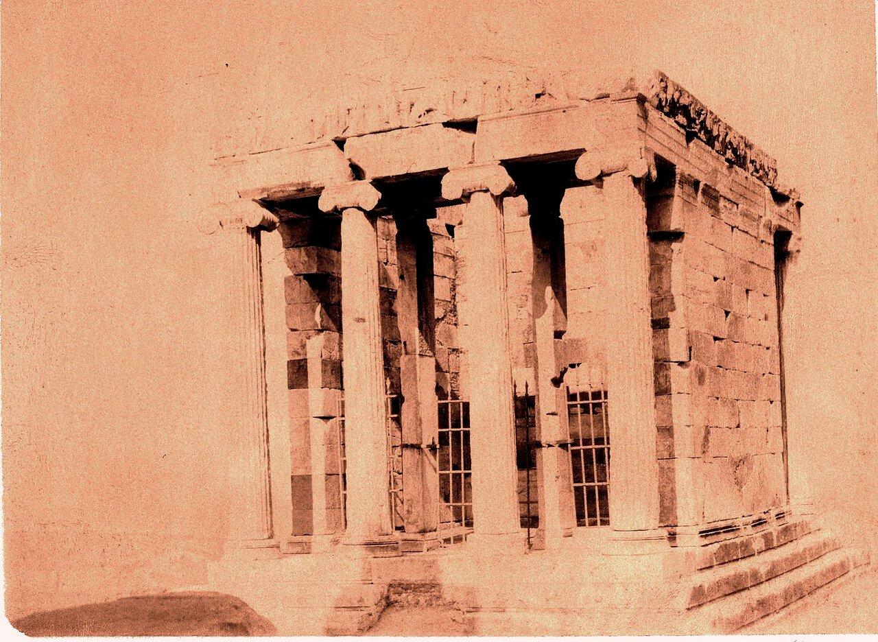 24. Афины. Храм Ники Аптерос