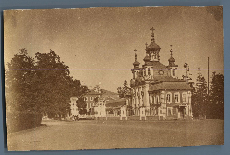 Петергоф. Дворцовый собор