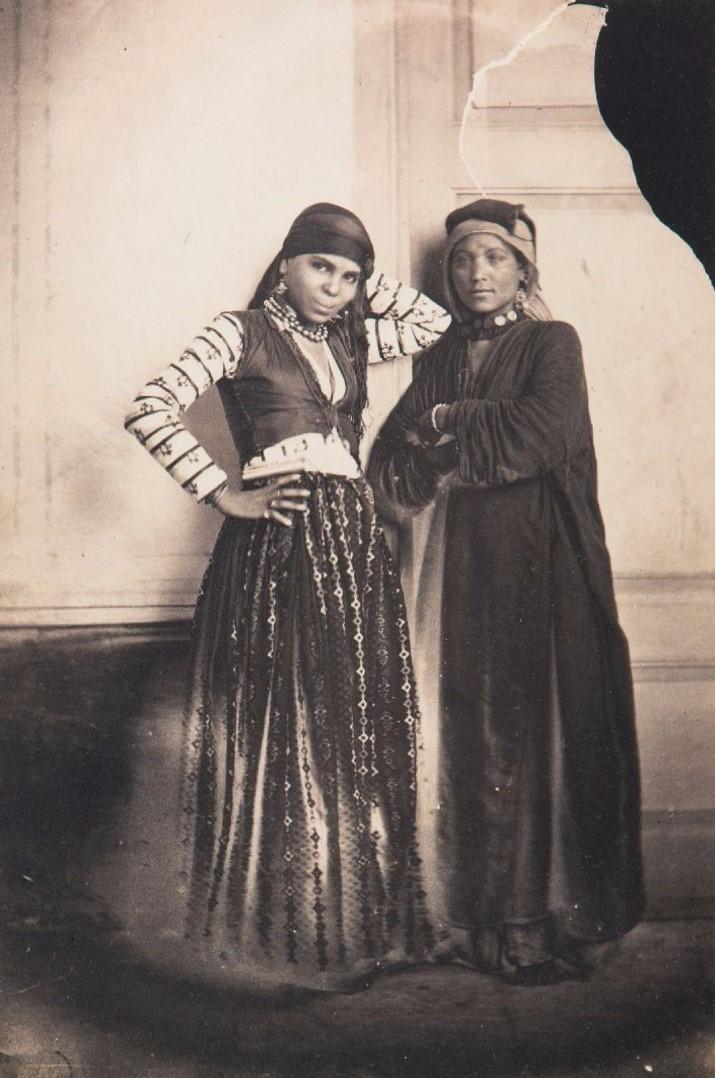 1850. Каир. Две проститутки