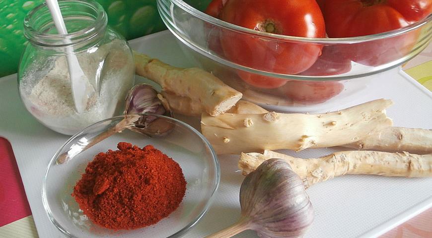 Рецепты для приготовления хрена в домашних условиях 918