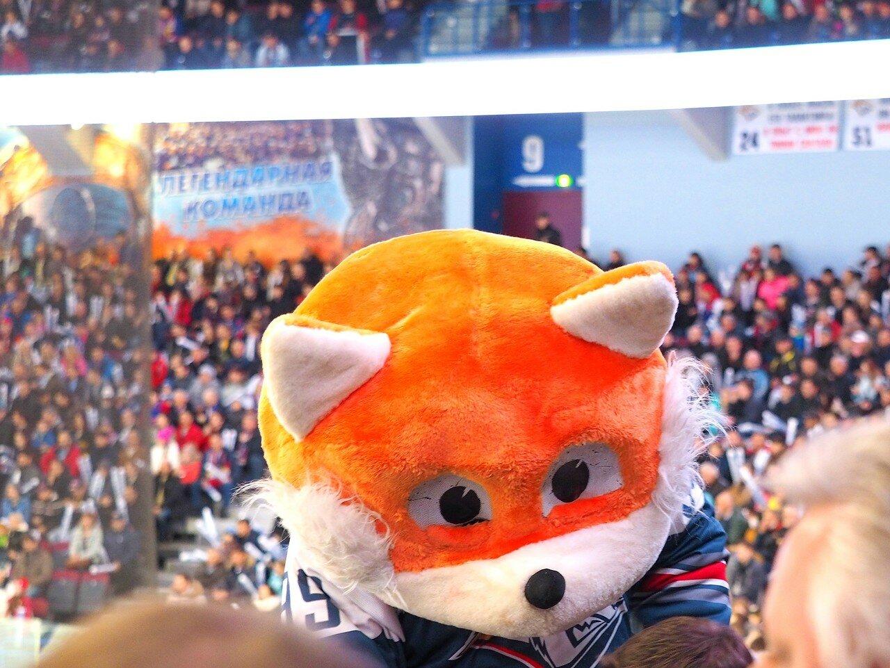 48 Первая игра финала плей-офф восточной конференции 2017 Металлург - АкБарс 24.03.2017