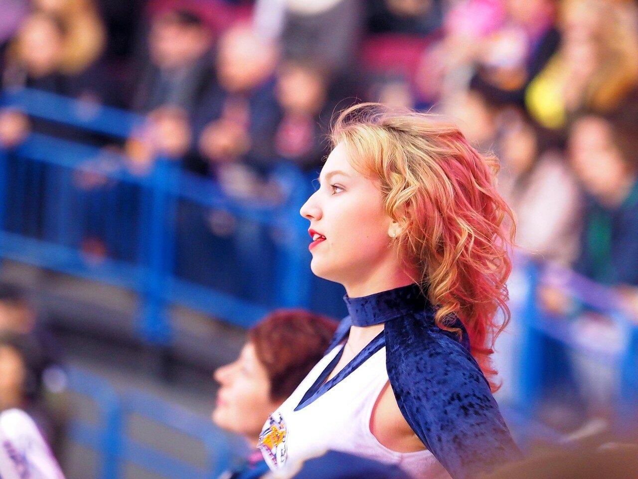 77 Первая игра финала плей-офф восточной конференции 2017 Металлург - АкБарс 24.03.2017