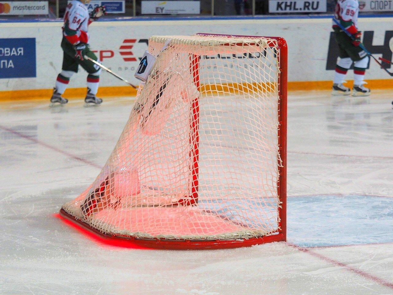 128 Первая игра финала плей-офф восточной конференции 2017 Металлург - АкБарс 24.03.2017