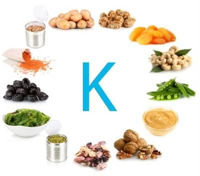 2 июня День здорового питания. Витамин К