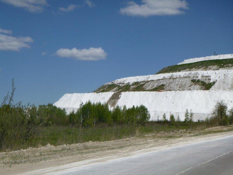 белая гора воскресенск фото состоит
