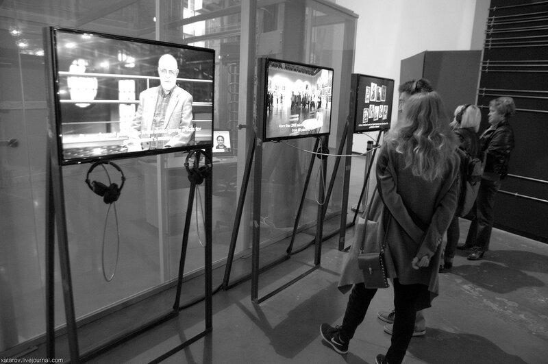 Выставка До востребования. Коллекции русского авангарда из региональных музеев. Часть II. Еврейский музей и центр толерантности