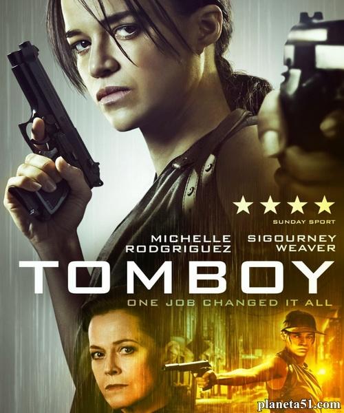 Томбой / Tomboy (2016/WEB-DL/WEB-DLRip)