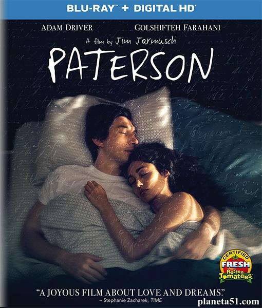 Патерсон / Paterson (2016/BDRip/HDRip)