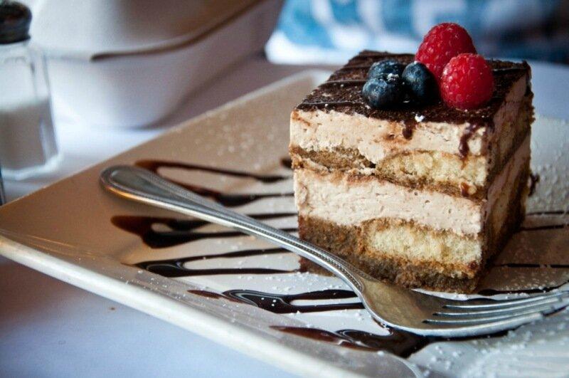 Черничный тирамису   по настоящему летний десерт!