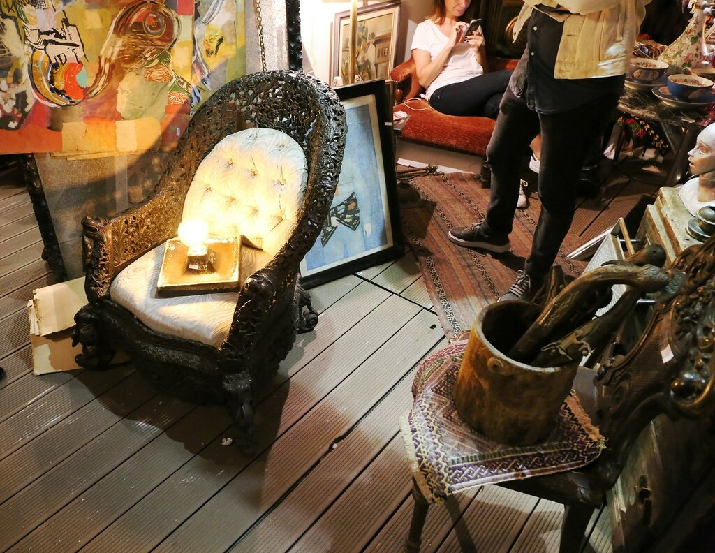 Istanbul. The festival of Antiques