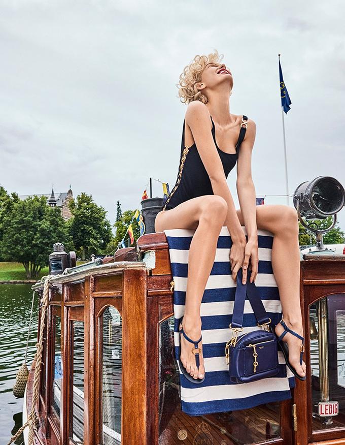 Роми Страйд в Vogue Japan