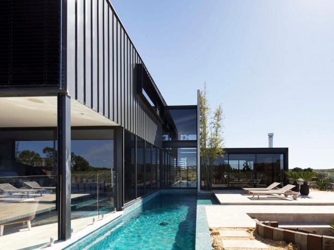 Приватная резиденция в Австралии