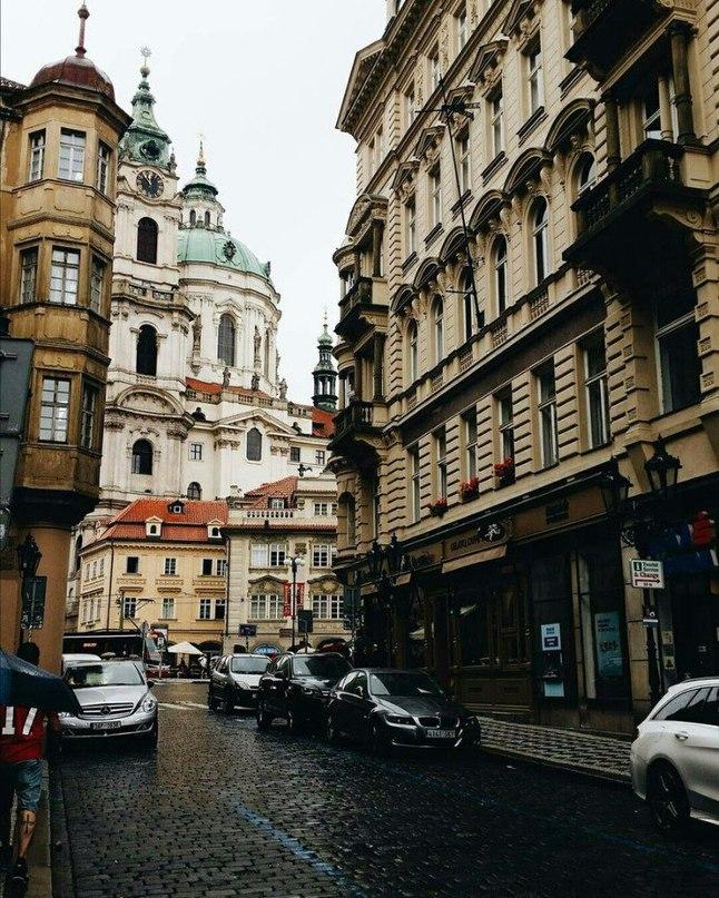 Великолепие Праги