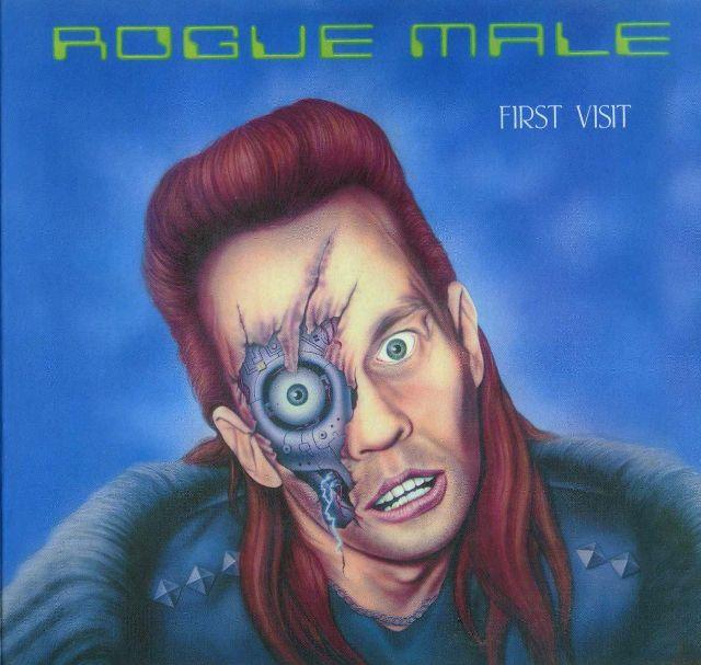 Альбом First Visit группы Rogue Male.