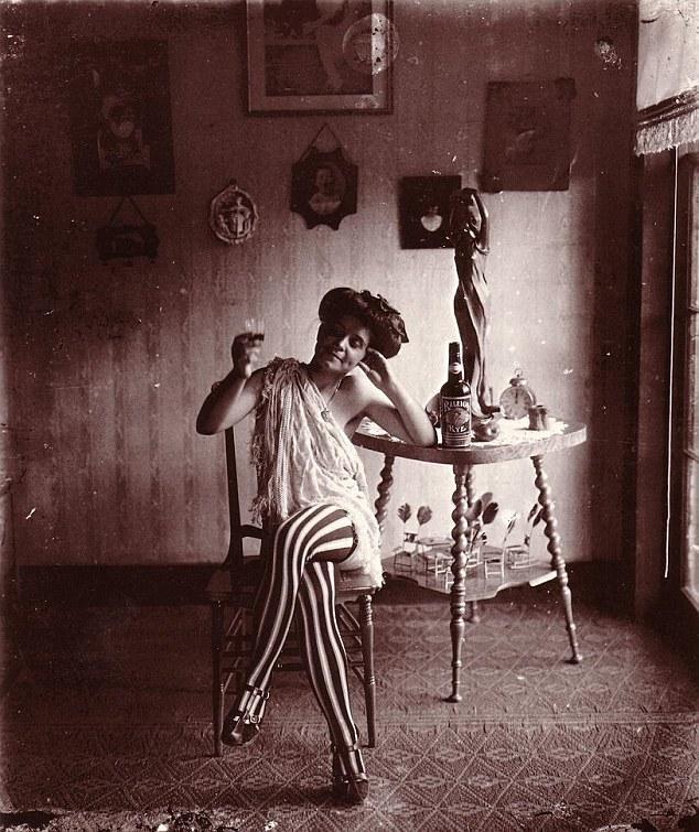 Как жили проститутки Нового Орлеана 100 лет назад (8 фото) 18+