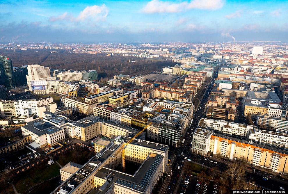 3. Рейхстаг.  Идея строительства здания для заседаний нижней палаты парламента объединённой