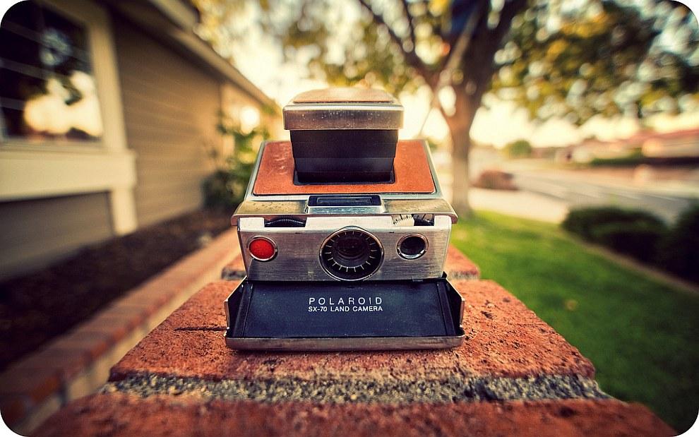 Сам Лэнд так комментировал ту модель: «Моей главной задачей было создание камеры, которая стала
