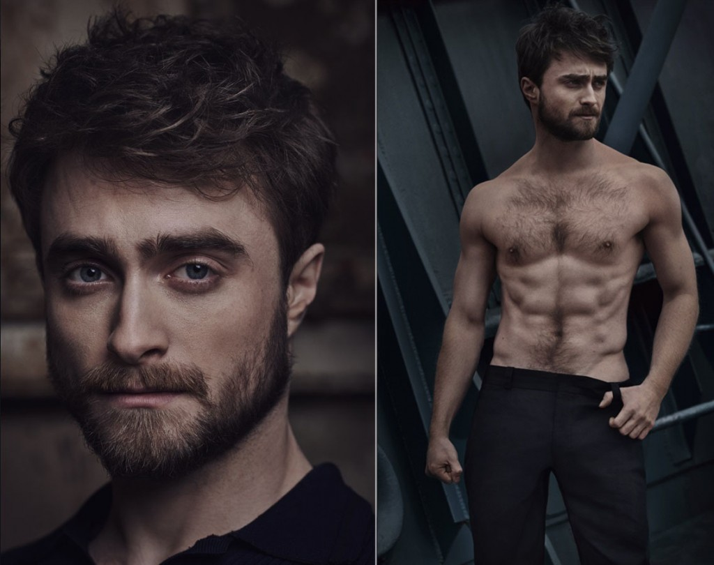Дэниэл Рэдклифф Звезда «Гарри Поттера» признается, что он был «одним из немногих, у кого был по?наст