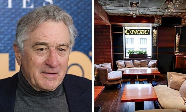 © eastnews  © Nobu Restaurants  Ресторанный бизнес нередкость среди знаменитостей. Одна