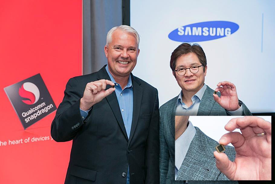 Самсунг иQualcomm расширили сотрудничество всфере микроэлектронного производства