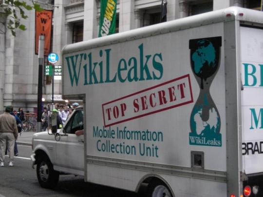 WikiLeaks обнародовала документы осотрудничестве разведок Германии иСША