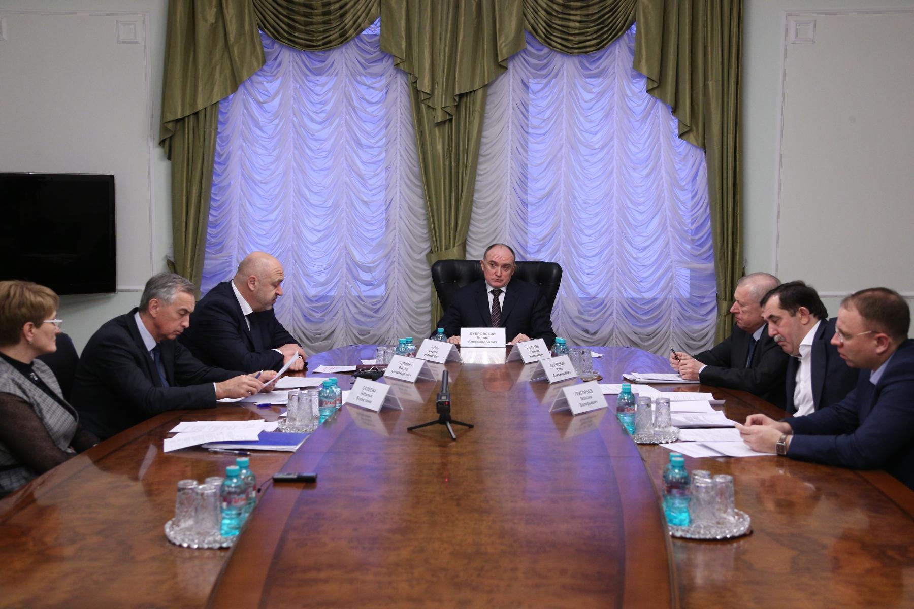 Областные власти взяли наконтроль всех проблемных застройщиков вЧелябинской области