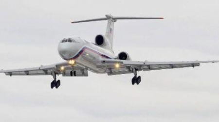 Опознано неменее 70 погибших вкрушении Ту-154