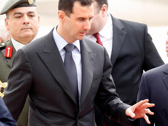 Президента Сирии Башара Асада синсультом госпитализировали в поликлинику