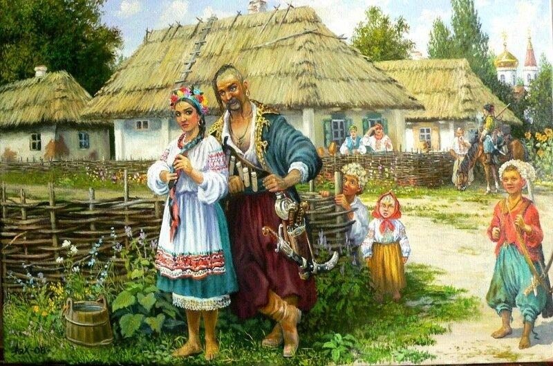 Козак (вільний чоловік)