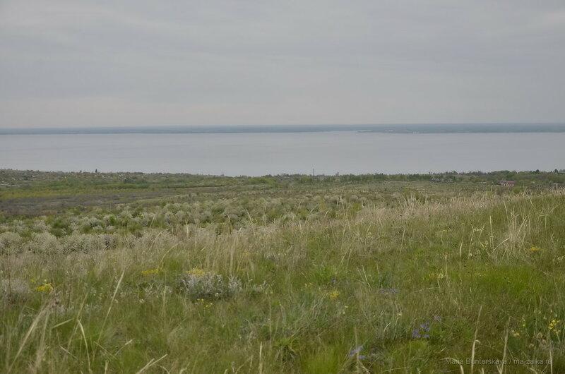 Просторы Хвалыни, Туриада, Хвалынск, 17 мая 2017 года