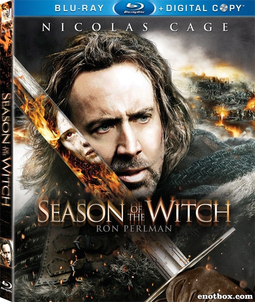 Время ведьм / Season of the Witch (2010/BDRip/HDRip)