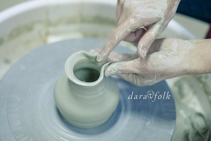 Керамическая турка мастеркласс