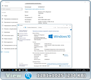 Windows 10 3in1 x64 by AG 05.2017 [10.0.14393.1198 AutoActiv]