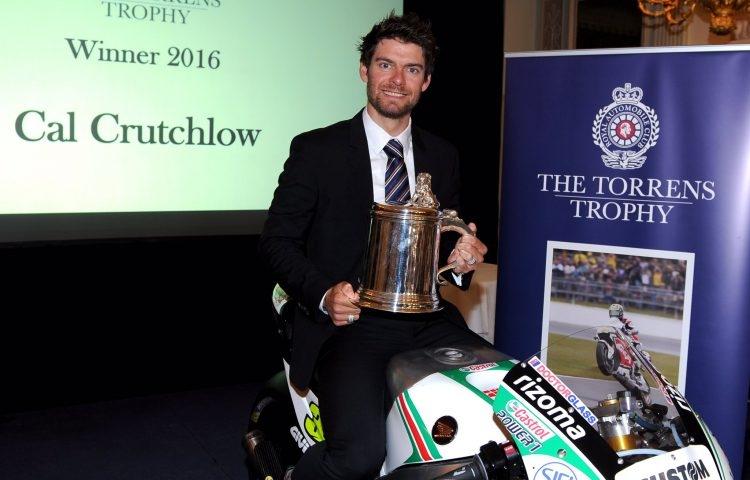 Кэл Кратчлоу получил престижную награду Torrens Trophy 2016