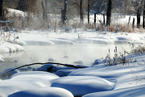 Ода ушедшей зиме