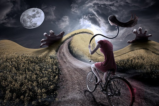 Creative Photo Manipulations by Christophe Kiciak