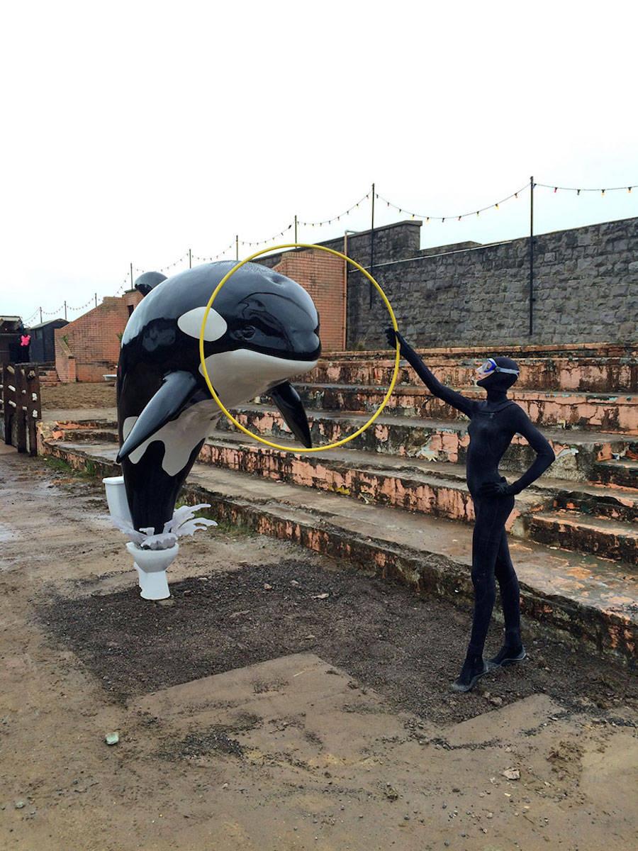 Banksy Dismaland Theme Park