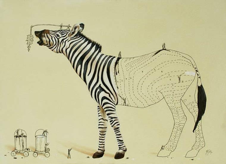 Creations of Animals - Les illustrations de Ricardo Solis
