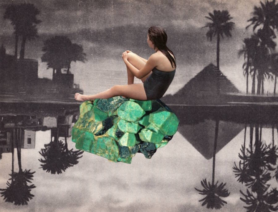 Surreal & Vintage Collages