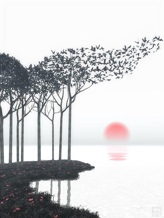 Brilliant 3d Artworks by Curious3d