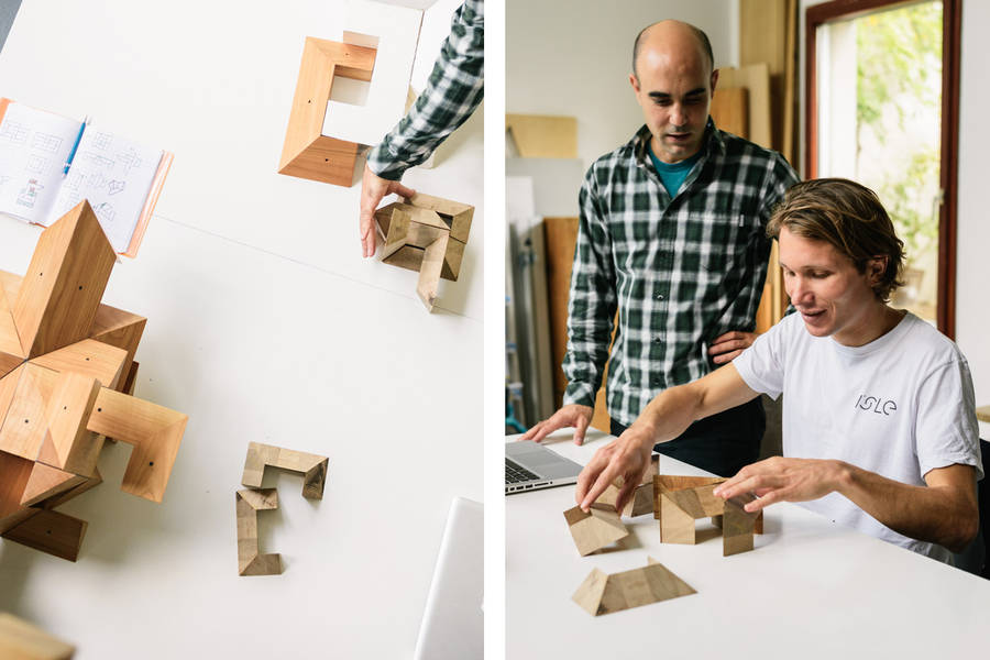 New Carhartt WIP Creative Geometric Concept