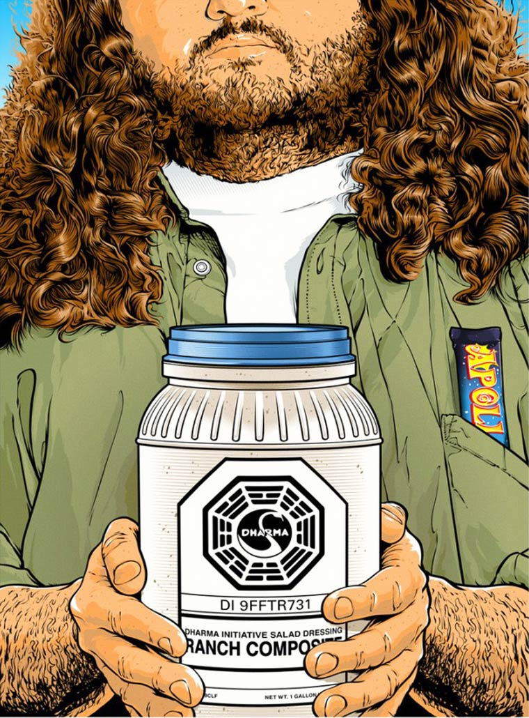 Fictional Food - A tribute to food and products in pop culture and cult movies