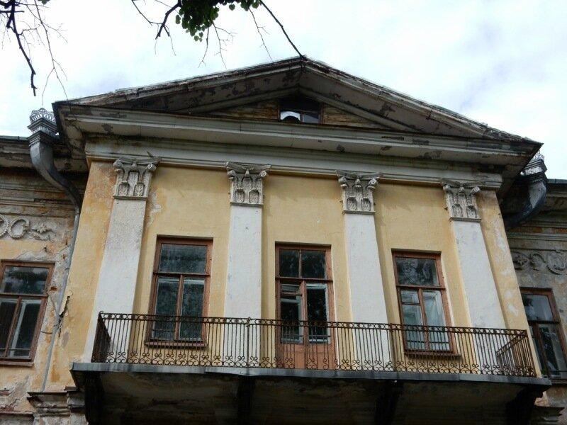 Дом Варакина