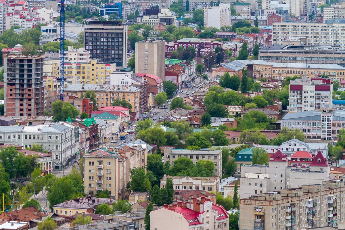 Вид на Саратов с Volga Sky фото 15