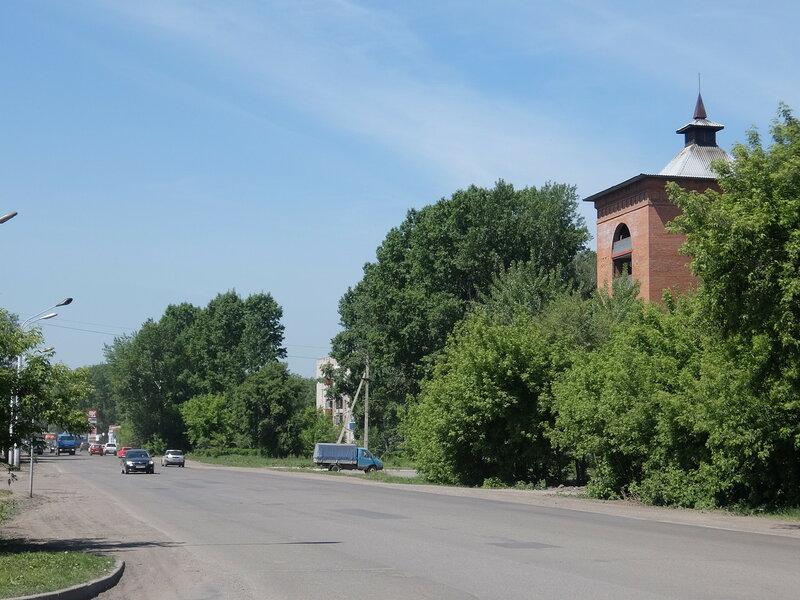 Новокузнецк - Улица Транспортная