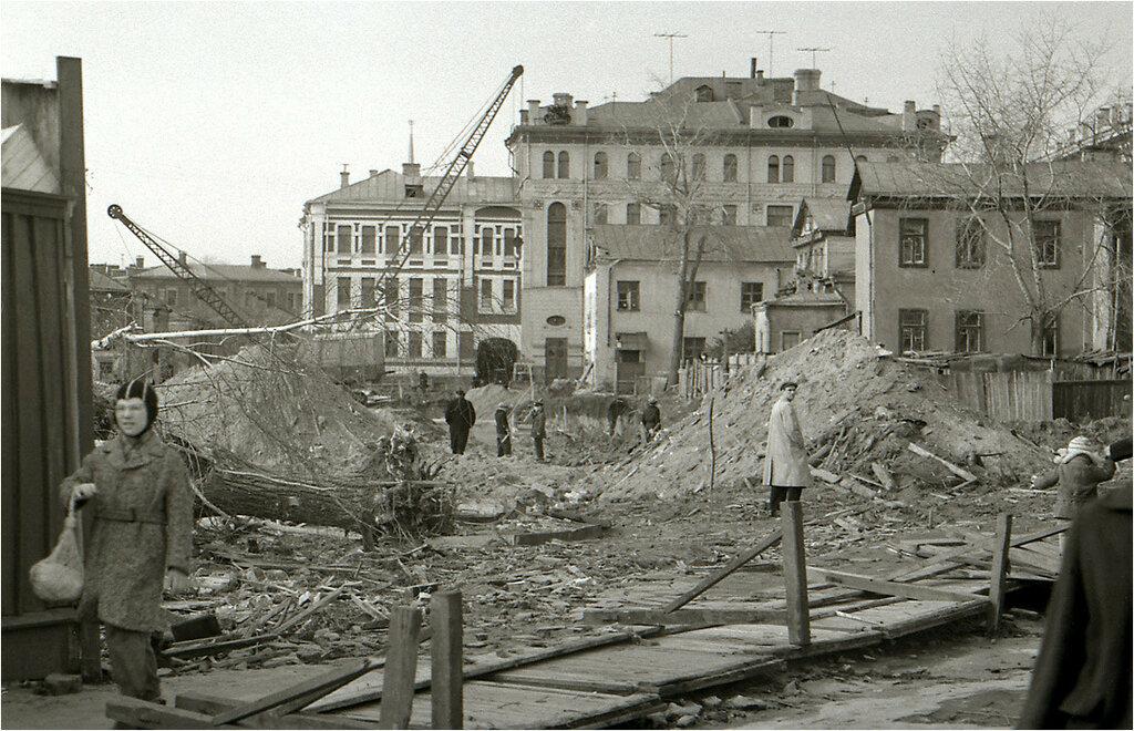 Б.Молчановка (Арбат) 1962 год.jpg
