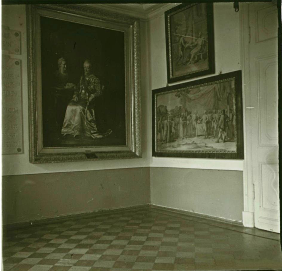 17. Мемориальная комната в Румянцевском музее