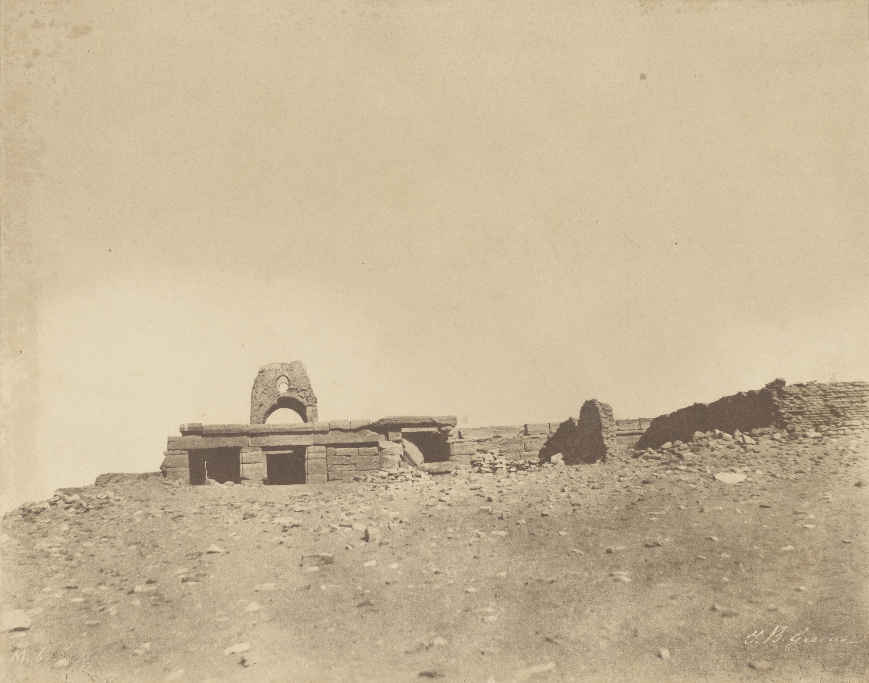 Храм Амада, посвященный Амону-Ра и Ра-Хорахти